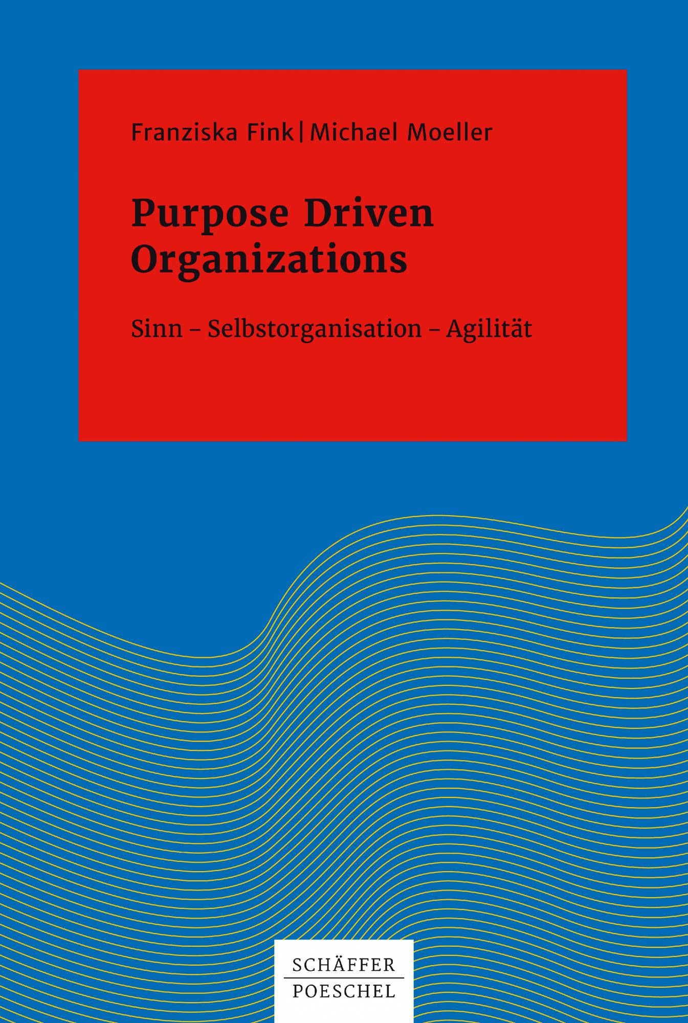 Purpose Driven Organizations -Buchcover